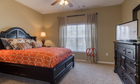 Spacious Bedroom | White House TN Apartments | The Standard at White House