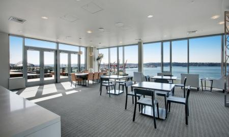 Spacious Resident Club House | Seattle Luxury Apartments Downtown | The Post 3