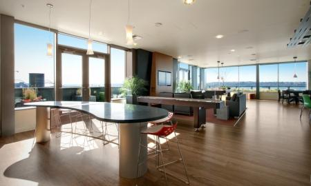 Spacious Community Club House | Apartments In Seattle | The Post 2