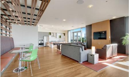 Spacious Community Club House | Apartments In Seattle | The Post