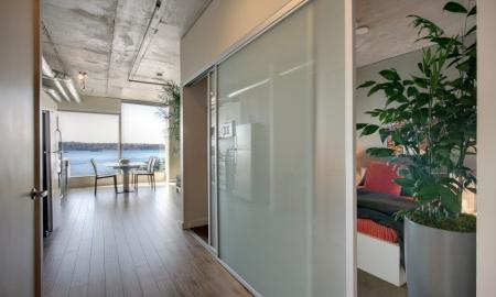 Spacious Bedroom | Luxury Apartments In Seattle Washington | The Post