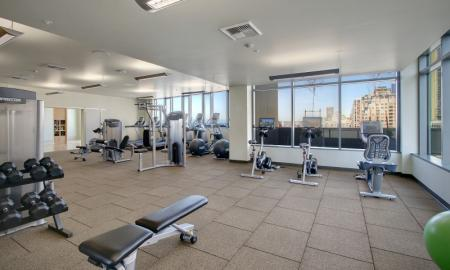 State-of-the-Art Fitness Center | Seattle Luxury Apartments | The Post