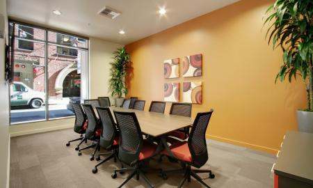Community Business Center | Seattle Luxury Apartments Downtown | The Post