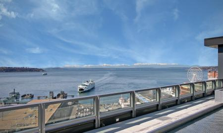 Scenic View | Seattle Luxury Apartments Downtown | The Post