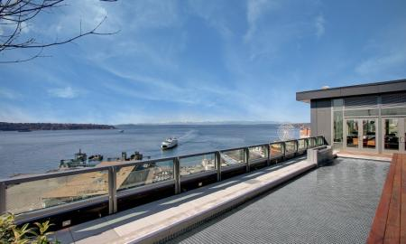 Ocean View | Seattle Luxury Apartments | The Post
