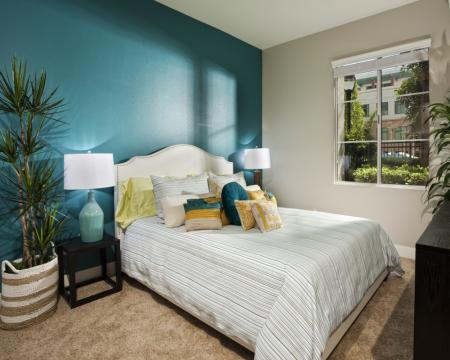Luxurious Bedroom | Santa Monica Luxury Apartments | AO Santa Monica