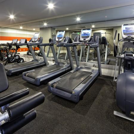 State-of-the-Art Fitness Center | Luxury Apartments Santa Monica | AO Santa Monica