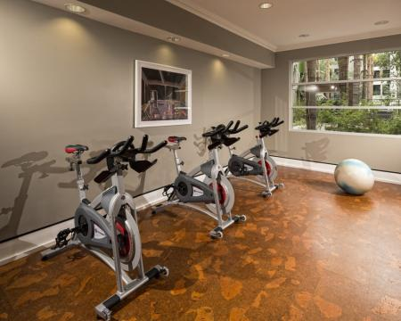 Cutting Edge Fitness Center | Luxury Apartment Santa Monica | AO Santa Monica