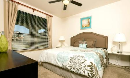 Spacious Bedroom | Apartments In Houston TX | Valencia Place