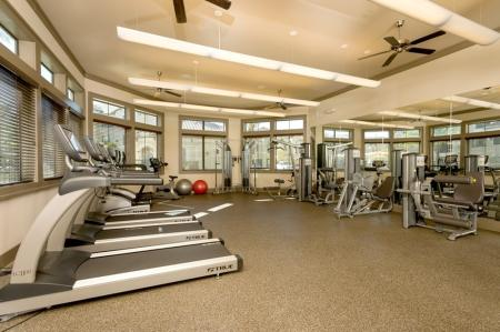 Cutting Edge Fitness Center | Apartments In Houston TX | Valencia Place
