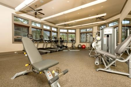 State-of-the-Art Fitness Center | Apartments Houston | Valencia Place