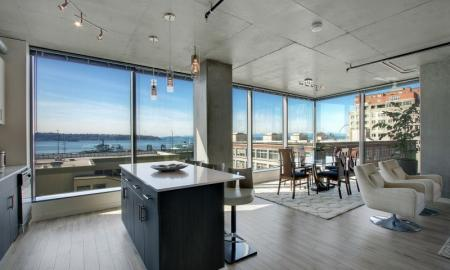 State-of-the-Art Kitchen | Luxury Apartments In Seattle Washington | The Post