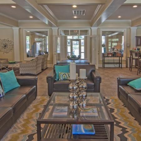Interior Lobby | Luxury Apartments In McDonough GA | Amber Chase