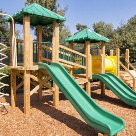 Community Children's Playground | Luxury Apartments In McDonough GA | Amber Chase