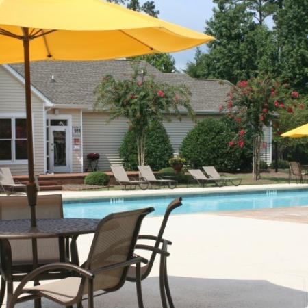 Year Round Swimming Pool | Apartments In McDonough | Amber Chase