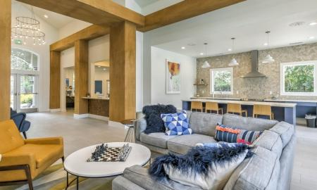 Clubhouse | Boise Apartments | River Pointe