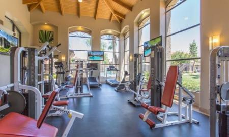 State-of-the-Art Fitness Center | Chandler Luxury Apartments | The Ventura