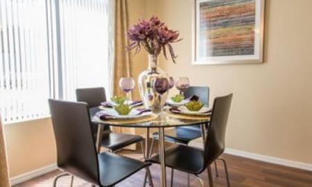 Spacious Dining Room | Chandler AZ Apartments | The Ventura