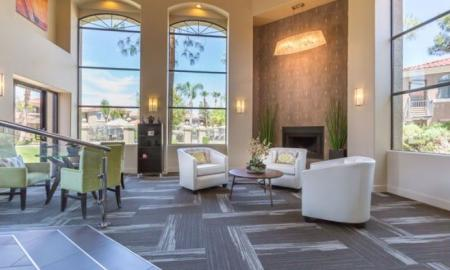 Elegant Resident Club House | Chandler Apartments | The Ventura