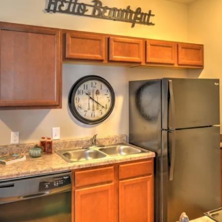 Spacious Kitchen | Columbus OH Apartments For Rent | The Attleigh