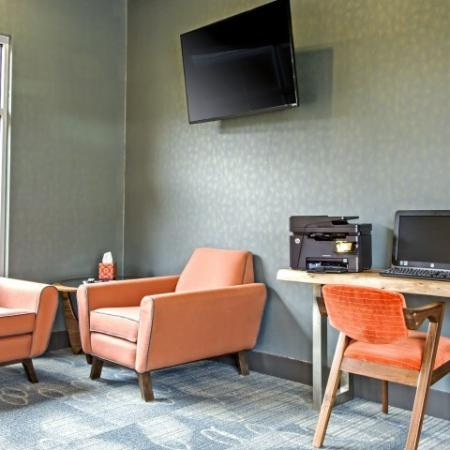 Community Business Center | Apartments In Lake Charles Louisiana | Watervue