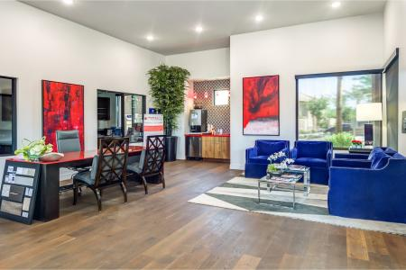 Spacious Lobby | Chandler Arizona Apartments for Rent | The Cooper 202