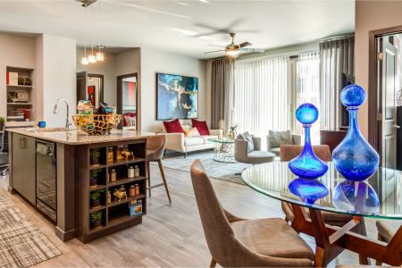 Elegant Dining Room | Chandler Apartments | The Cooper 202