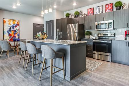 State-of-the-Art Kitchen | Chandler Arizona Apartments | The Cooper 202