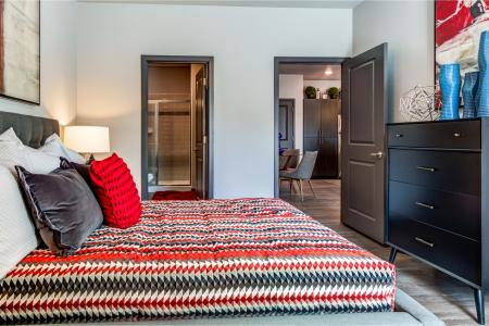 Luxurious Bedroom | Apartments in Chandler | The Cooper 202