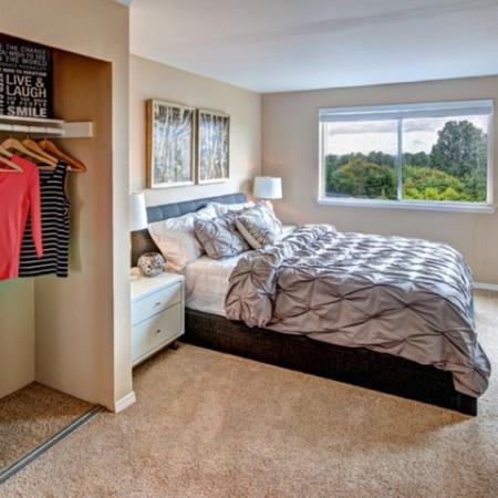Spacious Master Bedroom | Apartments For Rent In Renton Washington | Montclair Heights