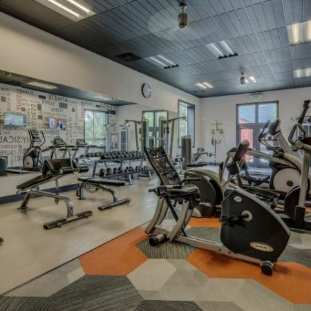 Cutting Edge Fitness Center | Apartments For Rent In Renton Washington | Montclair Heights
