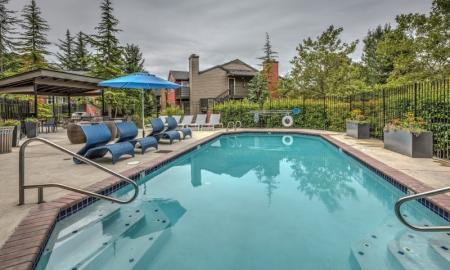 Sparkling Pool | 2 Bedroom Apartments Renton WA | Montclair Heights 2