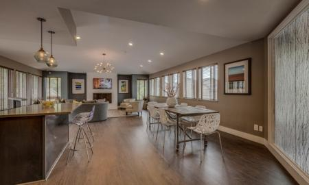 Spacious Dining Room | Luxury Apartments Renton WA | Montclair Heights