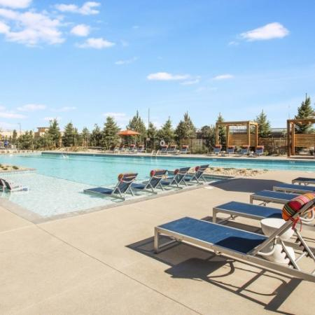Resort Style Pool | Apartments In Thornton | Parkhouse 1