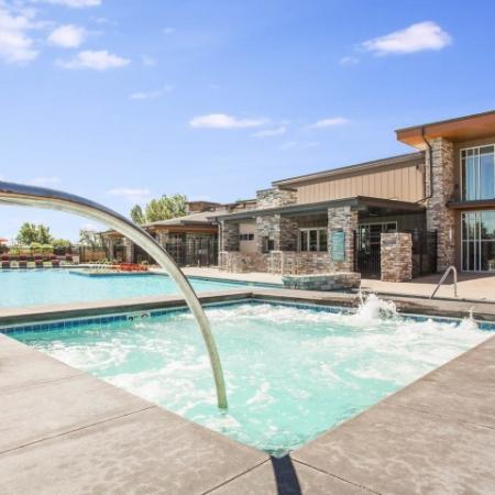 Swimming Pool | Thornton CO Apartments For Rent | Parkhouse 2