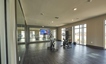 On-site Fitness Center | Thornton Apartments | Parkhouse 2