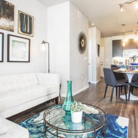 Luxurious Living Area | Apartments In Thornton | Parkhouse 88