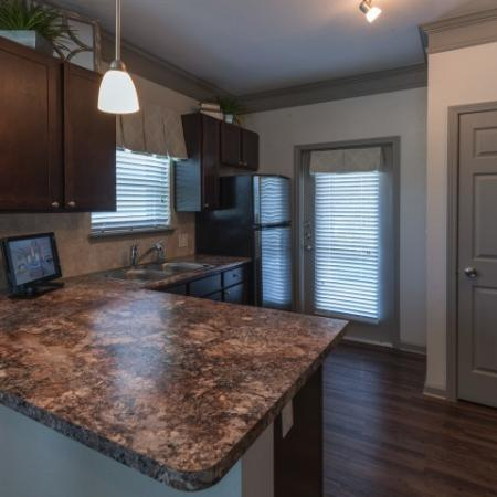 State-of-the-Art Kitchen   Prattville Alabama Apartments   Meadows at HomePlace
