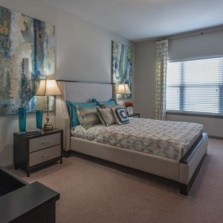 Spacious Master Bedroom   Prattville Alabama Apartments   Meadows at HomePlace