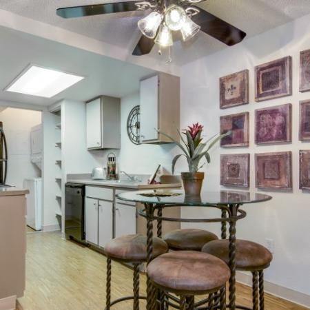 Separate Dining Space | Denver Colorado Apartments | Santana Ridge