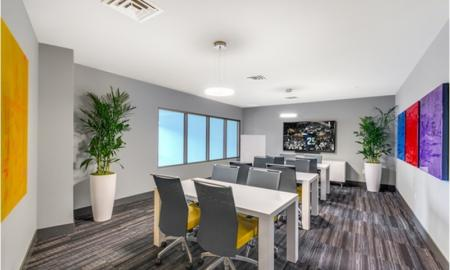 Resident Business Center | Bellevue Washington Apartments | LIV