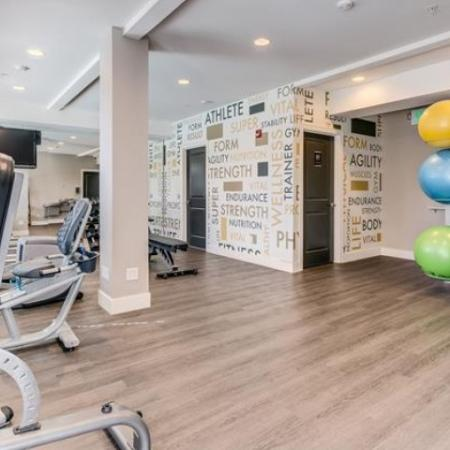 State-of-the-Art Fitness Center | Apartments In Silverdale WA | Silverdale Ridge
