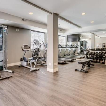 Cutting Edge Fitness Center | Apartments For Rent In Silverdale WA | Silverdale Ridge