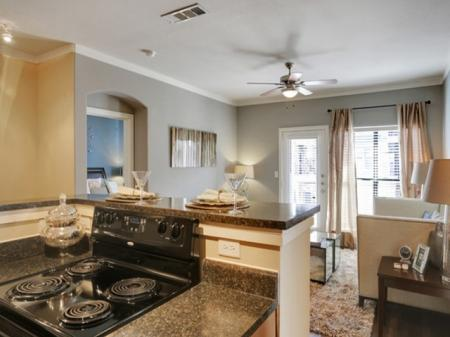One Two and Three Bedroom Apartments near TCU and Downtown Fort Worth
