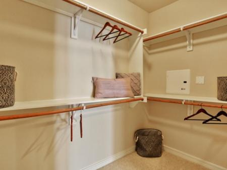 Huge Closet Space | Apartments near TCU and Downtown Fort Worth