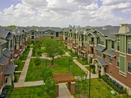 Birds Eye View | Apartments near TCU and Downtown Fort Worth