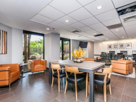 Community Business Center | Apartments in Arlington Heights, IL | Hancock Square at Arlington Station