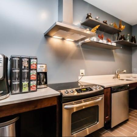 Spacious Kitchen | Apartments for rent in Arlington Heights, IL | Hancock Square at Arlington Station