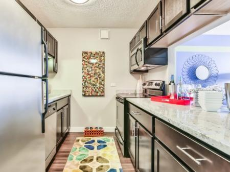 Luxurious Kitchen | Apartment Homes in Arlington Heights, IL | Hancock Square at Arlington Station