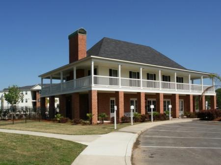 Grand Pointe Clubhouse